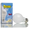 123led E27 led-lamp peer mat 6W (40W)  LDR01165