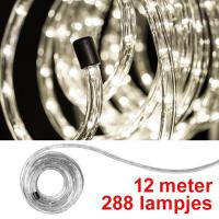 Kerst lichtslang led 12 meter warm wit 123led 123led.nl