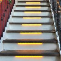 123led led trapverlichting voor 15 traptreden warmwit 20w 123led huismerk ldr06026