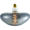 123led XXL lamp Mush FleX Smoke dimbaar (E27, 4W, 2200K) 123led huismerk  LDR06166
