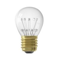Calex E27 Pearl Kogel Ledlamp 1w 10w Calex 123led Nl
