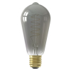Calex E27 flexibel filament Titanium rustiek led-lamp dimbaar 4W (25W)  LCA00081