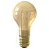 Calex LED E27 Crown Standard Gold dimbaar (2,3W, 1800K, 11 cm lang)