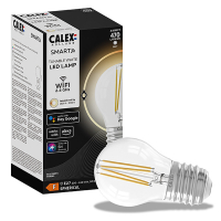 Calex Smart Kogel E27 filament led-lamp dimbaar 4.5W  LCA00423