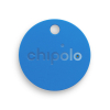 Chipolo Classic Blauw bluetooth tracker  LCH00002