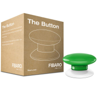 Fibaro The Button scèneschakelaar (groen)  LFI00015