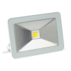 Perel platte design led schijnwerper warmwit wit (30W)  LVE00532