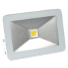 Perel platte design led schijnwerper warmwit wit (50W)  LVE00535