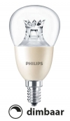 Philips E14 led-lamp kogel Dimtone dimbaar 8W (60W)  LPH00393
