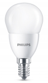 Philips E14 led-lamp kogel mat 7W (60W)  LPH00578