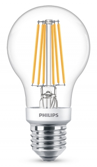 Philips E27 SceneSwitch filament led-gloeilamp peer 7.5W (60W)  LPH00654