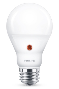 Philips E27 Sensor led-lamp peer 7.5W (60W) philips e27 sensor led ...