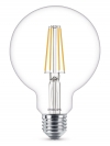 Philips E27 filament led-gloeilamp G93 bol 7W (60W)  LPH00664