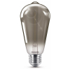 Philips E27 filament led-gloeilamp ST64 Smoky 2.3W (15W)  LPH01315