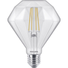 Philips E27 filament led-gloeilamp diamant dimbaar 5W (40W)  LPH00914