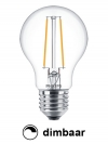 Philips E27 filament led-gloeilamp dimbaar 5.5W (40W)  LPH00748