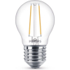 Philips E27 filament led-gloeilamp kogel dimbaar 2.7W (25W)  LPH00604
