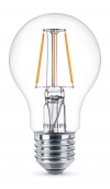 Philips E27 filament led-gloeilamp peer 4W (40W)