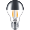 Philips E27 kopspiegel filament led-gloeilamp peer dimbaar 7.5W (48W)