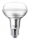 Philips E27 led-lamp Classic reflector R80 8W (100W)  LPH00831