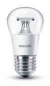 Philips E27 led-lamp kogel helder 4W (25W)