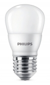 Philips E27 led-lamp kogel mat 1.8W (15W)  LPH00768