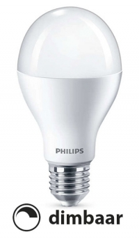 Philips E27 led-lamp peer mat dimbaar 16W (100W) dimbaar 100w ...