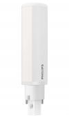 Philips G24D-2 PL-C CorePro led-lamp 3000K 6.5W (18W)  LPH00395