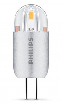 philips g4 led capsule 1 2w 10w philips. Black Bedroom Furniture Sets. Home Design Ideas