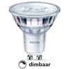 Philips GU10 led-spot WarmGlow dimbaar 4W (35W)