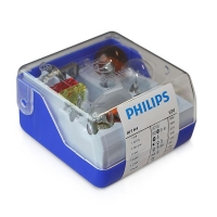 Philips H4 reserveset Halogeen (12V, 55W)  LPH01091