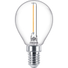 Signify Philips E14 filament led lamp kogel warm wit 1.4W (15W)  LPH02378