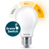 Signify Philips E27 SceneSwitch led lamp peer mat 7.5W (60W)  LPH02499