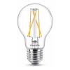 Signify Philips E27 WarmGlow dimbare filament led gloeilamp peer CRI>90 7W (60W)  LPH02286