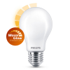 Signify Philips E27 WarmGlow dimbare led lamp peer mat CRI>90 10.5W (75W)  LPH02278