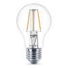 Signify Philips E27 filament led lamp peer warm wit 4.3W (40W)  LPH02334