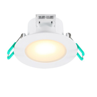 Sylvania Start Spot LED IP65 inbouwspot 3000K 6.5W  LSY00001
