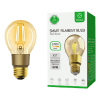WOOX R9078 Slimme led filament lamp E27 warm wit