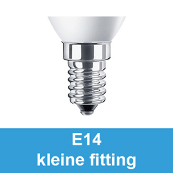 E14 (kleine fitting)