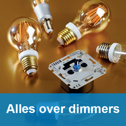 Alles over dimmers