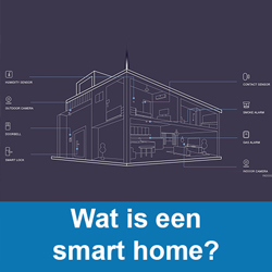 Wat is een smart home?