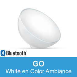 Hue Bluetooth White en Color Ambiance GO