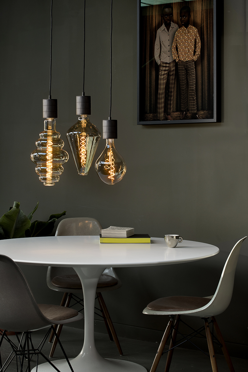 Calex Led E27 Xxl Gold Vienna Lamp Dimbaar 6w 2200k 39 Cm Lang