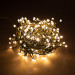 Kerstverlichting 21 meter |warm wit | 240 lampjes (123led huismerk)