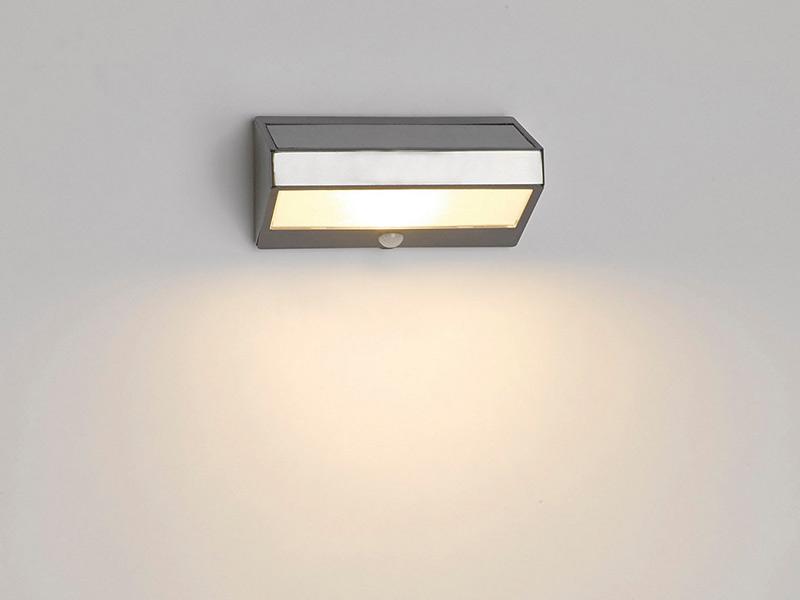 Wandlampen met sensor tuinverlichting buitenverlichting led