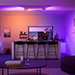 Philips Hue White and Color Ambiance Centric, 4-lichts plafondlamp wit