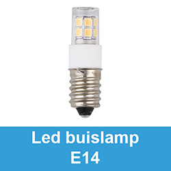Led buislamp E14