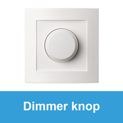 Dimmer knop