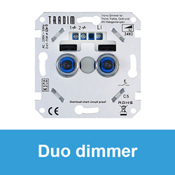Duo dimmer
