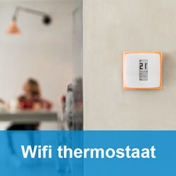 Wifi thermostaat